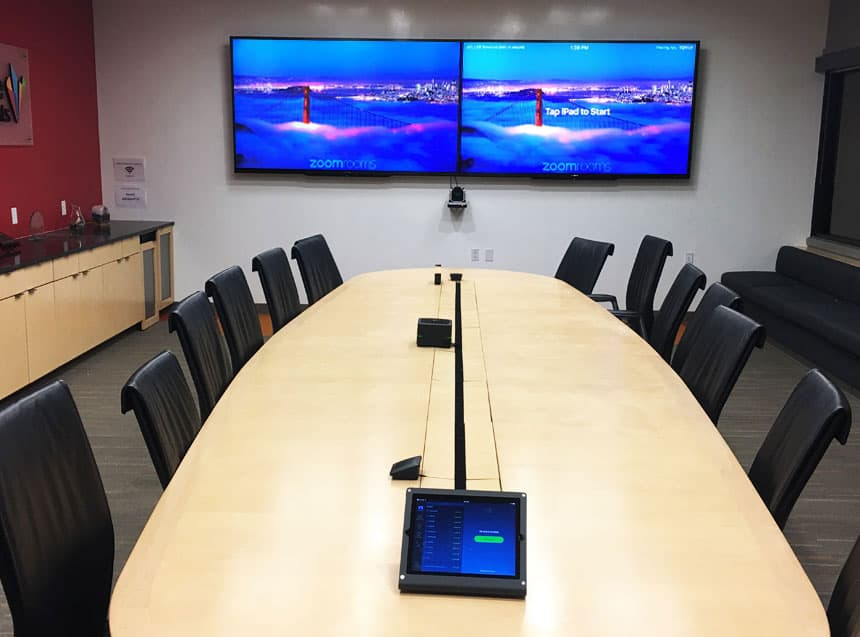 Zoom Rooms Conference Room UK